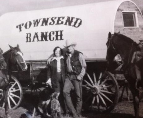 Herb and Connie Townsend